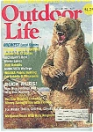 Click here to enlarge image and see more about item J3663: Outdoor Life - January 1988