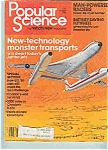Click here to enlarge image and see more about item J3670: Popular Science  - October 1980