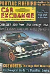Car Exchange  - August 1980