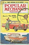 Click here to enlarge image and see more about item J3680: Popular Mechanics Magazine - Sept. 1957