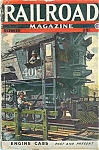 Click here to enlarge image and see more about item J3709: Railroad Magazine -   October 1943