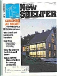 Click here to enlarge image and see more about item J3723: New Shelter Magazine - October 1981