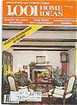 Click here to enlarge image and see more about item J3736: 1,001 Home iDEAS - mARCH 1985