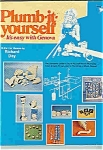 Click here to enlarge image and see more about item J3743: Plumb-it yourself -  1977