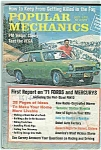 Click here to enlarge image and see more about item J3750: Popular Mechanics - Septe. 1970