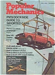 Click here to enlarge image and see more about item J3751: Popular Mechanics - Feb. 1974