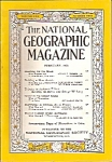 The National Geographic Magazine- February 1959