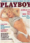 Playboy Magazine -September 1984