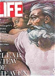 Click here to enlarge image and see more about item J3821: Life Magazine  - November 1991