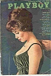 Click here to enlarge image and see more about item J3830: Playboy Magazine - October 1962