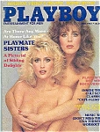 Playboy Magazine - April 1985