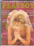 Playboy Magazine - October 1984
