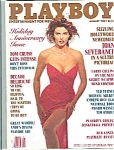 Click here to enlarge image and see more about item J3998: Playboy Magazine - January 1990