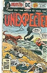 Unexpected comic book - DC comics - #173  June 76