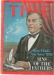 Click here to enlarge image and see more about item J4024: Time Magazine - March 1, 1976