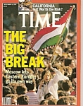 Time magazine -  November 6, 1989