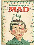Click here to enlarge image and see more about item J4039: Mad Magazine - Jan. 1965   no. 92