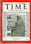 1932 Time Magazine    April 18 COMPLETE GOLIATH HOOVER