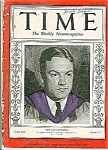 Time Magazine -  June 24, 1935 Chicago Hutchins