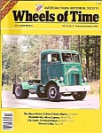 Click here to enlarge image and see more about item J4084C: Wheels of time - American Truck historical society - No