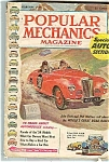 Click here to enlarge image and see more about item J4117: Popular Mechanics Magazine - February 1954