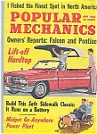 Click here to enlarge image and see more about item J4127: Popular Mechanics - April 1962