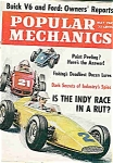 Click here to enlarge image and see more about item J4128: Popular Mechanics - May 1962