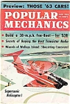 Popular Mechanics Magazine - August 1962