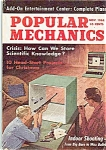 Click here to enlarge image and see more about item J4134: Popular Mechanics - Nov. 1962