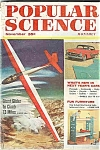 Click here to enlarge image and see more about item J4150: Popular Science - November    1955