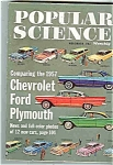 Click here to enlarge image and see more about item J4154: Popular Science Magazine - November 1956