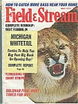 Field & Stream magazine- May 1972