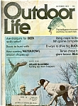 Click here to enlarge image and see more about item J4178: Outdoor life - October 1976