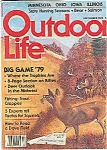 Click here to enlarge image and see more about item J4185: Outdoor Life - September 1979