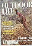 Click here to enlarge image and see more about item J4198: Outdoor Life -  November 1980