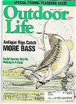 Click here to enlarge image and see more about item J4240: Outdoor Life Magazine - May 1991