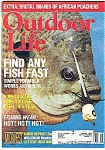 Click here to enlarge image and see more about item J4243: Outdoor Life Magazine - August 1991