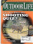 Click here to enlarge image and see more about item J4247: Outdoor Life - October 1998