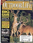 Click here to enlarge image and see more about item J4254: Outdoor Life - August 1998