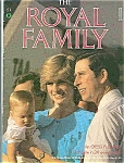 Click here to enlarge image and see more about item J4271: THE ROYAL FAMILY #1 -Orbis Publication   1984