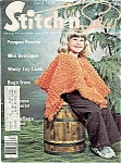 Click here to enlarge image and see more about item J4308: Stitch n sew - April  1976