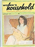Click here to enlarge image and see more about item J4323: Women;s Household - February 1971