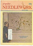 Popular Needlework -  June 1966