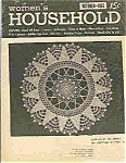 Click here to enlarge image and see more about item J4334: Women's household magazine - October 1962