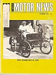 Click here to enlarge image and see more about item J4351D: Antique Motor news magazine - December 1977