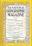 The National geographic magazine- May 1954