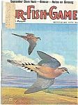 Fur-Fish-Game Magazine Sept. 1972