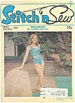 Stitch n sew - July -August 1972