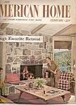 The American Home - February  1956