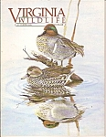 Virginia wildlife -  October 1985